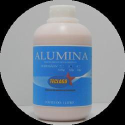Alumina em Suspensão Nº3 - Rosa - 0,3µm