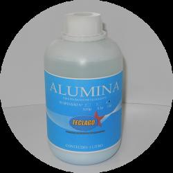 Alumina em Suspensão Nº4 - Azul - 1µm