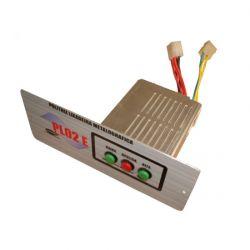 Comando eletrônico para politriz metalográfica PL02E e PL02ED - Teclago