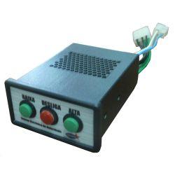 Comando eletrônico para politriz metalográfica Teclago PL02E e PL02ED - Antigo
