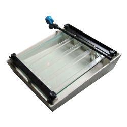 Lixadeira metalográfica manual de 4 vias - LM04 Teclago