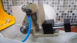 Cortadora metalográfica para corte de até 40mm