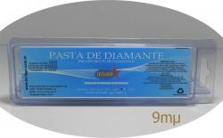 Pasta de diamante para polimento metalográfico 9mµ - 6g