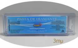 Pasta de diamante para polimento metalográfico 3mµ - 6g