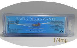 Pasta de diamante para polimento metalográfico 1/4 mµ - 6g