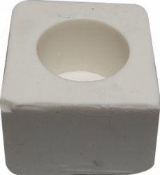 Molde de silicone para embutimento à frio - Ø30mm