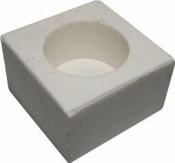 Molde de silicone para embutimento à frio - Ø50mm
